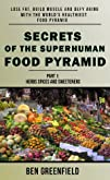 SECRETS OF THE SUPERHUMAN FOOD PYRAMI…
