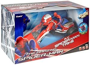 The Amazing Spider-Man: R/C Spider-Man Trike 27 MHz