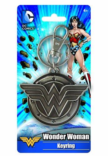 DC Comics Wonder Woman Pewter Portachiavi
