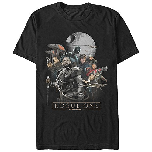 Rogue One Saw Gerrera Rebel Standoff T-Shirt