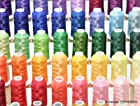 New from APS Brother 63 Colors Embroidery Thread Set with Thread Stand / Rack