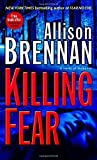 Killing Fear (Prison Break, Book 1) (034550271X) by Brennan, Allison