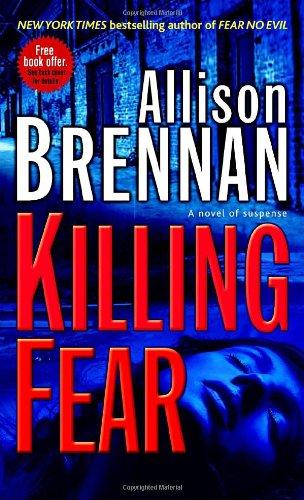Image of Killing Fear (Prison Break, Book 1)