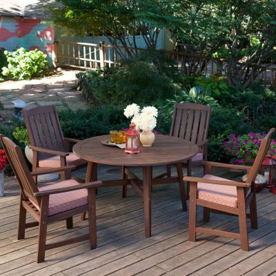 Cabos Collection Patio Dining Set - Seats 4 - VDG215