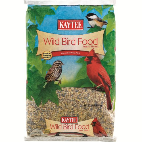 Kaytee Wild Bird Food, 20-Pound Bag