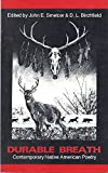 img - for Durable Breath: Contemporary Native American Poetry book / textbook / text book