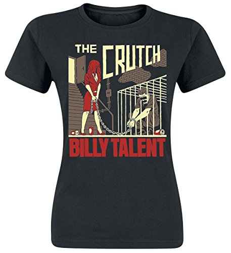 Billy Talent The Crutch Maglia donna nero XL