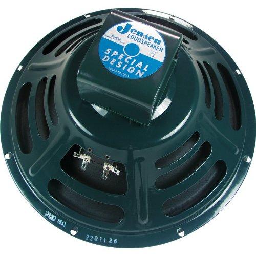 Jensen Vintage P12Q8 12-Inch Alnico Speaker, 8 Ohm