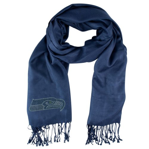 NFL Seattle Seahawks Pashi Fan Scarf at Amazon.com