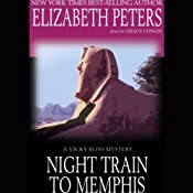 Night Train to Memphis | Elizabeth Peters