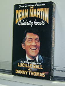 TV Specials, Dean Martin Celebrity Roast (Lucille Ball)