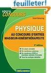Physique au concours d'entr�e Masseur...