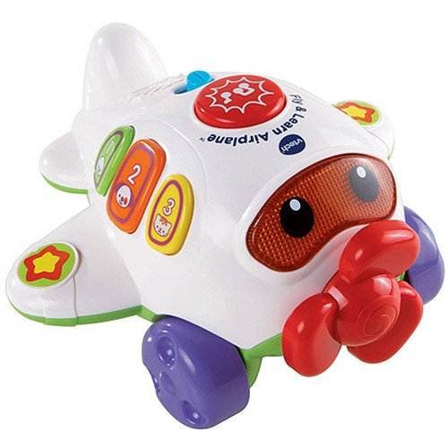 Vtech Fly And Learn Airplane front-904986
