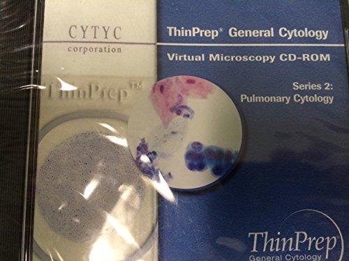 Cytyc Corporation: Thinprep General Cytology: Virtual Microscopy Cd-Rom, Series 2: Pulmonary Cytology