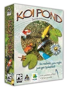 Koi pond screensaver for Koi pond screensaver