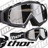 2601-0696 - Thor Hero Motocross Goggles Flat Black