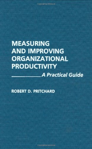Measuring and Improving Organizational Productivity: A Practical Guide