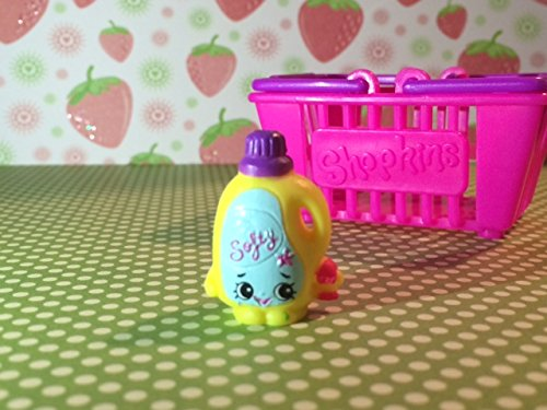 Shopkins Season 2 #2-093 Yellow Sarah Softner
