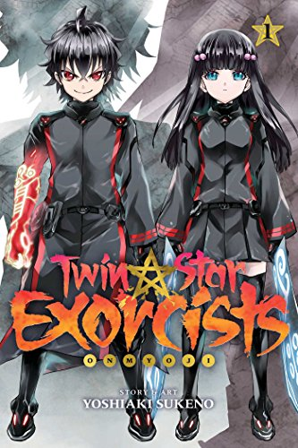 Twin Star Exorcists Volume 1