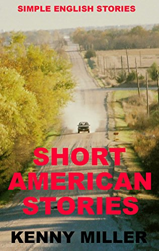 Book: Short American Stories by Kenny Miller