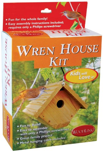Woodlink WRENKIT Wren House Building Kit photo