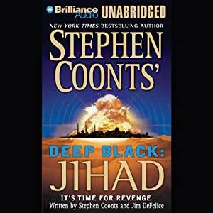 Deep Black: Jihad Audiobook