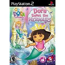 Dora The Explorer: Dora Saves The Mermaids - PlayStation 2