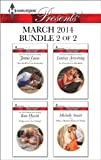img - for Harlequin Presents March 2014 - Bundle 2 of 2: The Sheikh's Last Seduction\A Queen for the Taking?\An Exception to His Rule\What a Sicilian Husband Wants book / textbook / text book