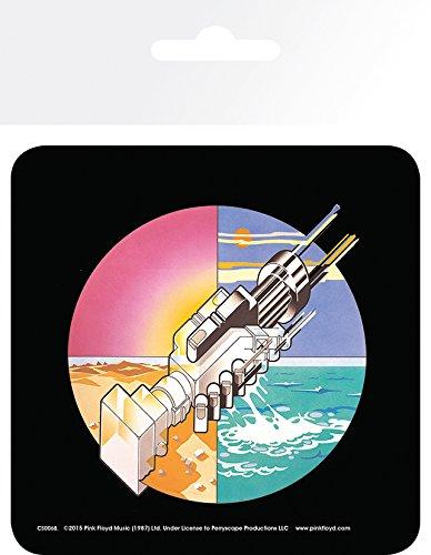 """Sottobicchieri, motivo: Pink Floyd, Wish You Were Here """""""