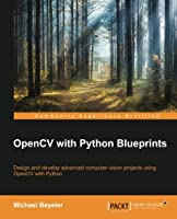 OpenCV with Python Blueprints Front Cover