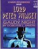 Gaudy Night Dorothy L. Sayers