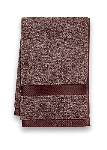 GUND Melange Hand Towel, Beary Brown, 16'' By 26'' - 1