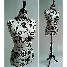 Designer Female Mannequin Tailors Dummy Dressmakers Model Bust