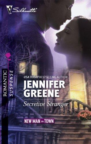 Image of Secretive Stranger (Silhouette Romantic Suspense)