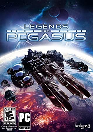 Legends of Pegasus [Online Game Code]