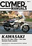 Kawasaki KZ, ZX & ZN 1000-1100cc 81-02
