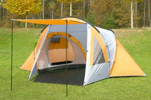 montis hq nevada dome 4 personen premium camping zelt. Black Bedroom Furniture Sets. Home Design Ideas