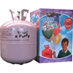 Disposable Helium Gas Cylinder - Fill...