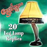 "Christmas Story 20"" Lamp - Desk Leg"