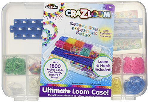 Cra-Z-Art Deluxe Loom Case - 1