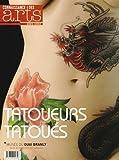 echange, troc Guy Boyer, Collectif - Connaissance des Arts, Hors-série N° 624 : Tatoueurs tatoués