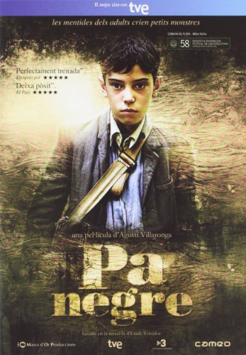 Pa Negre [DVD]