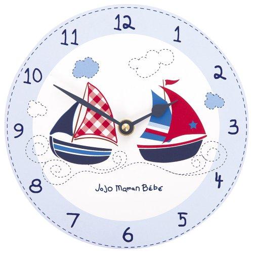 JoJo Maman Bebe Nautical Clock - 1
