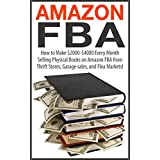 The Ultimate Amazon FBA Book Selling Masterclass </p> <p> Are You Ready To Make Some Serious Cash on Amazon selling books? </p> <p>Learn How To Make Money Selling Physical Books, With Minimal Capital</p> <p>In this book, you are going to learn how to make maximum use...