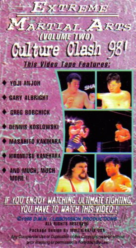 Extreme Martial Arts, Volume 2: Culture Clash '98