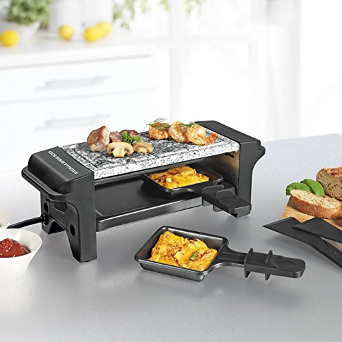 Gourmet Maxx Mini Raclette pour 2Personnes 350W