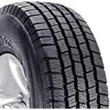 Michelin LTX M/S Radial Tire - 245/65R17 105T