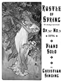 Rustle of Spring (Fruhlingsrauschen) Op.32 No.3 - Piano Solo