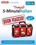 Berlitz Language: 5-Minute Travel Ita...