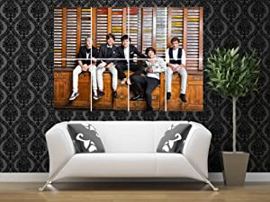 One Direction Band Group Shot Pop Music Giant Large Huge Poster Print Home Decor Picture Photo Wall Art IA12 by iposter